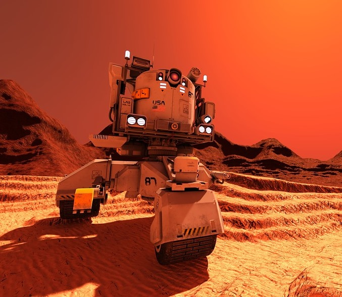 We will land on Mars in 2027!