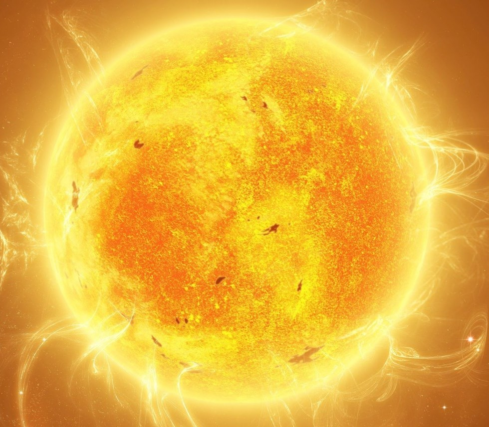 The Sun and a New Ice Age